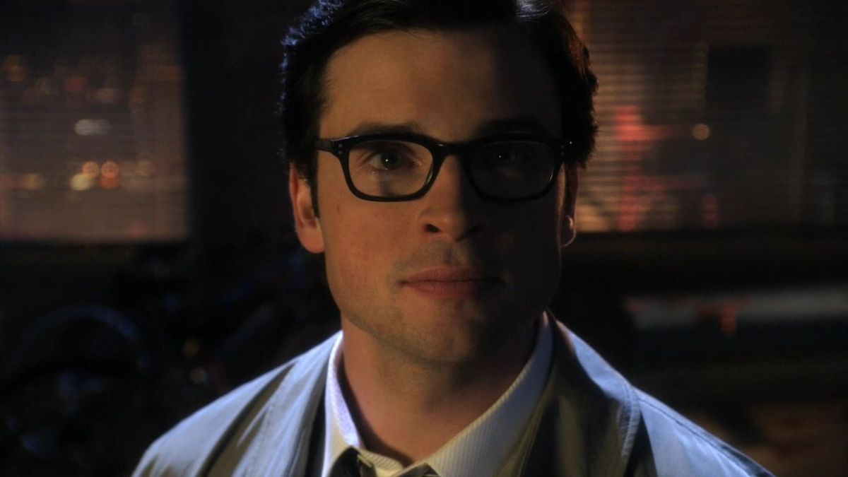 tom welling clark kent