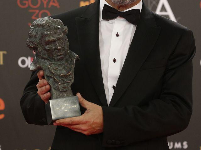 El filme de Cesc Gay arrasó consiguiendo cinco de los seis premios a los que optaba