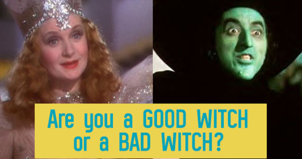 Image result for good witch or bad witch