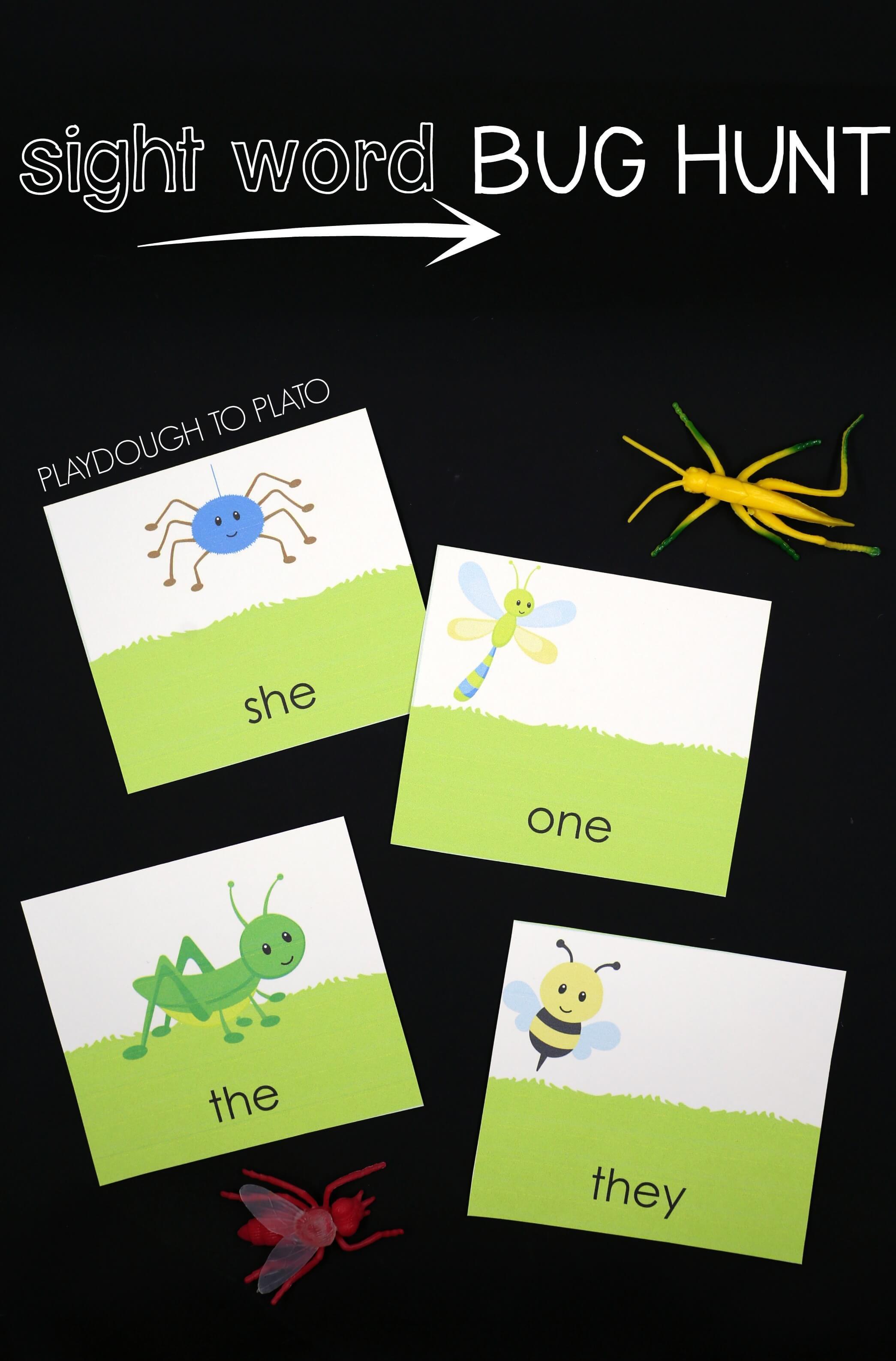 30 Editable Sight Word Games