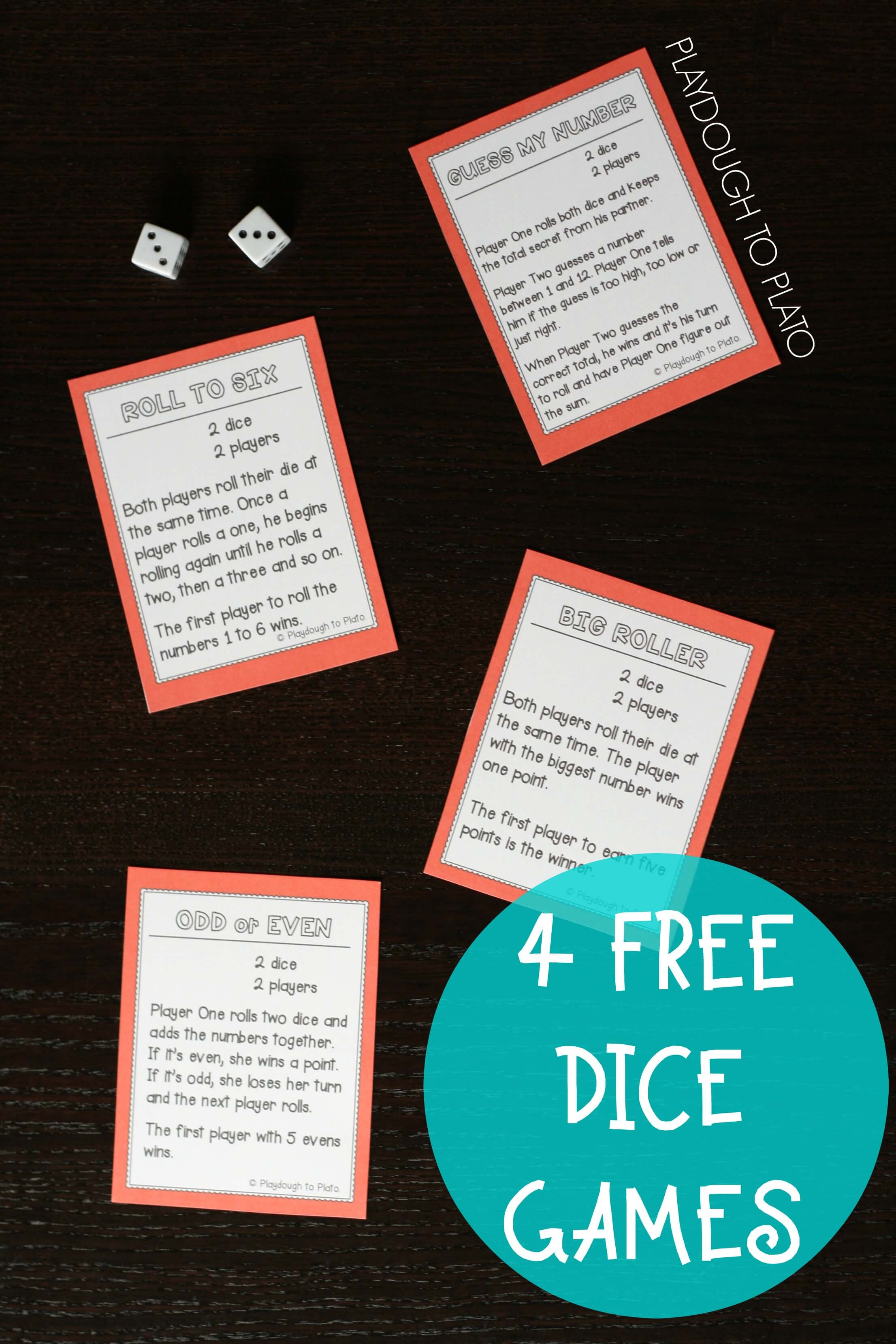 4 Must Try Dice Games
