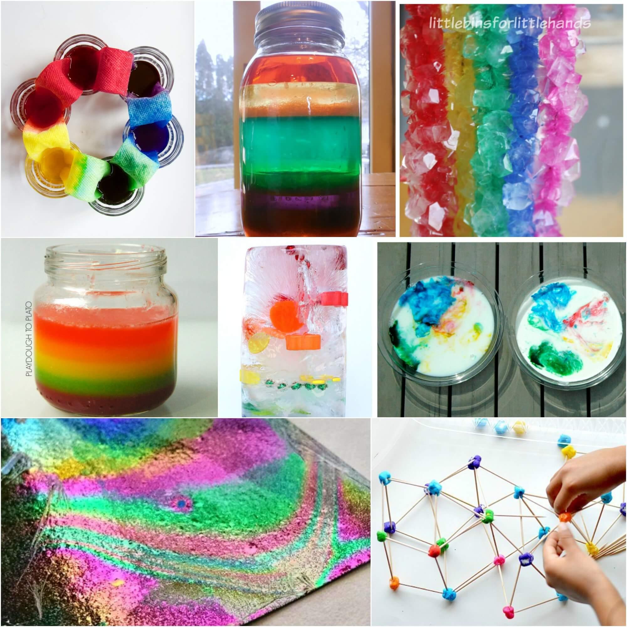 25 Rainbow Activities For Kids