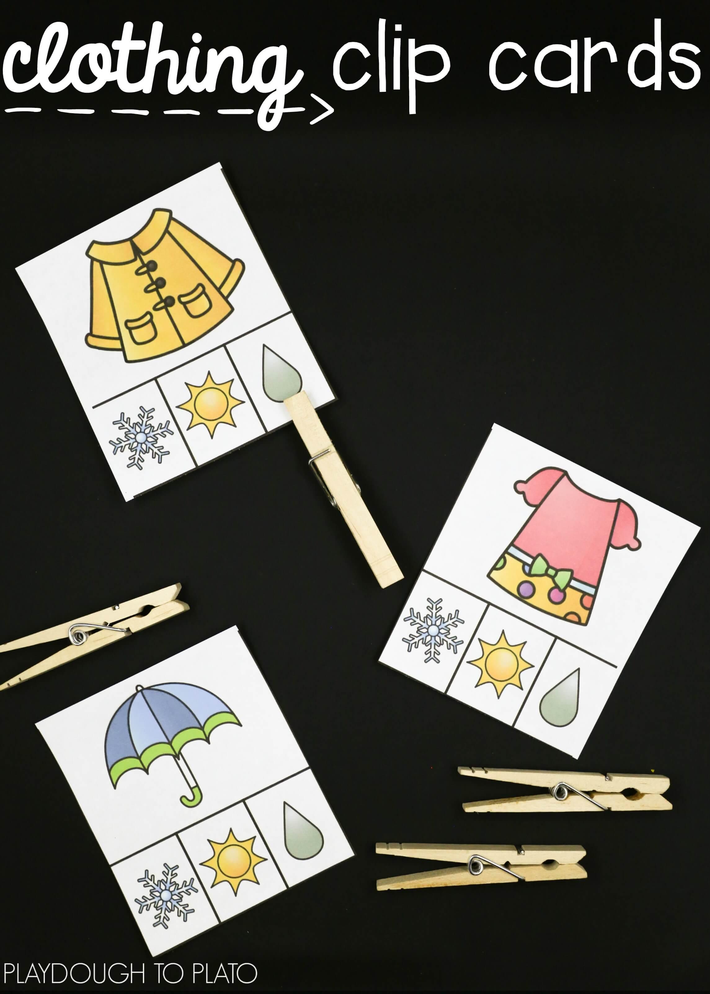 Weather Activities Kids Love