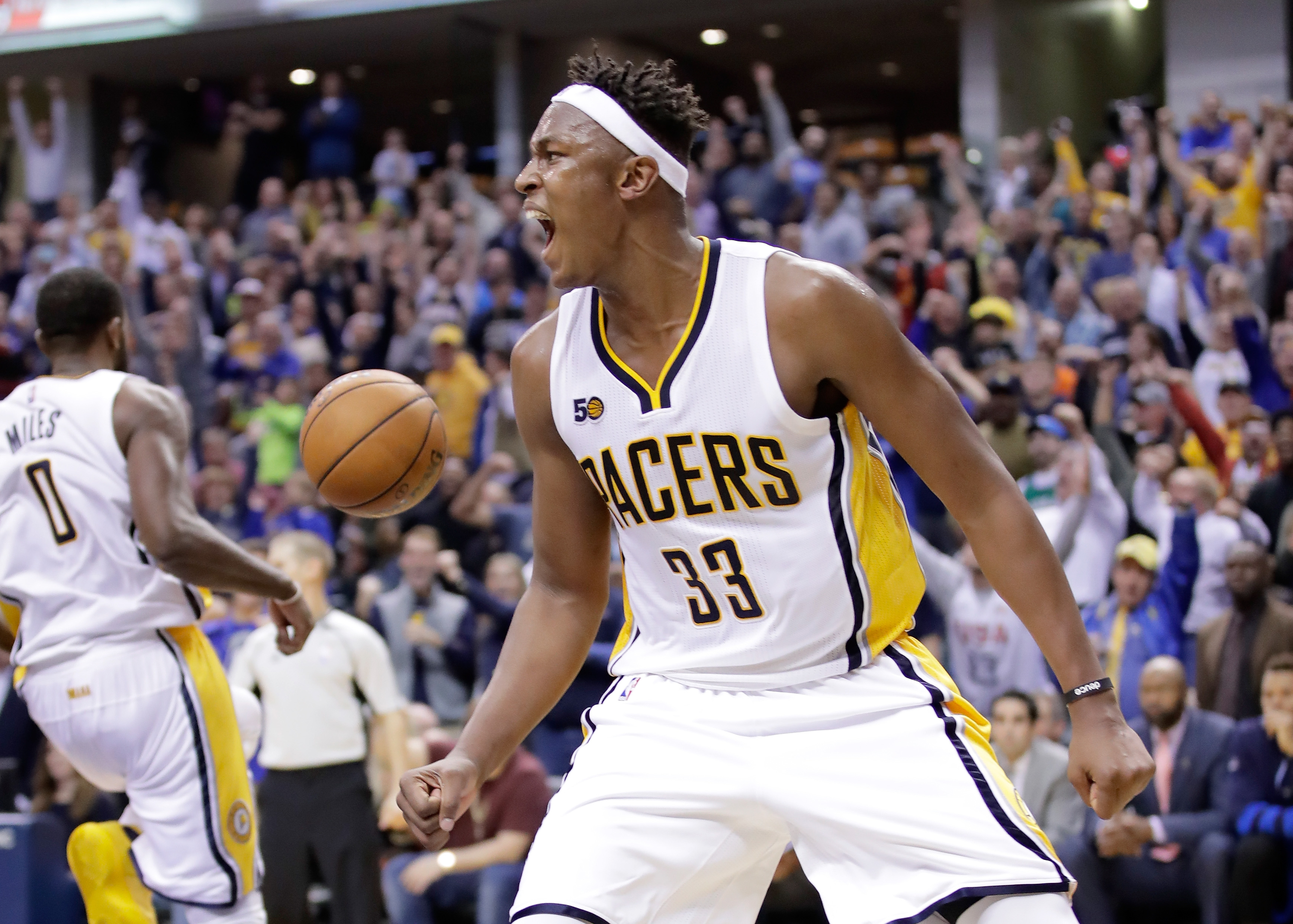 NBA 2K17 Locker Codes PS4Xbox One Want A Myles Turner MyTeam Moments Card Heres How To Get