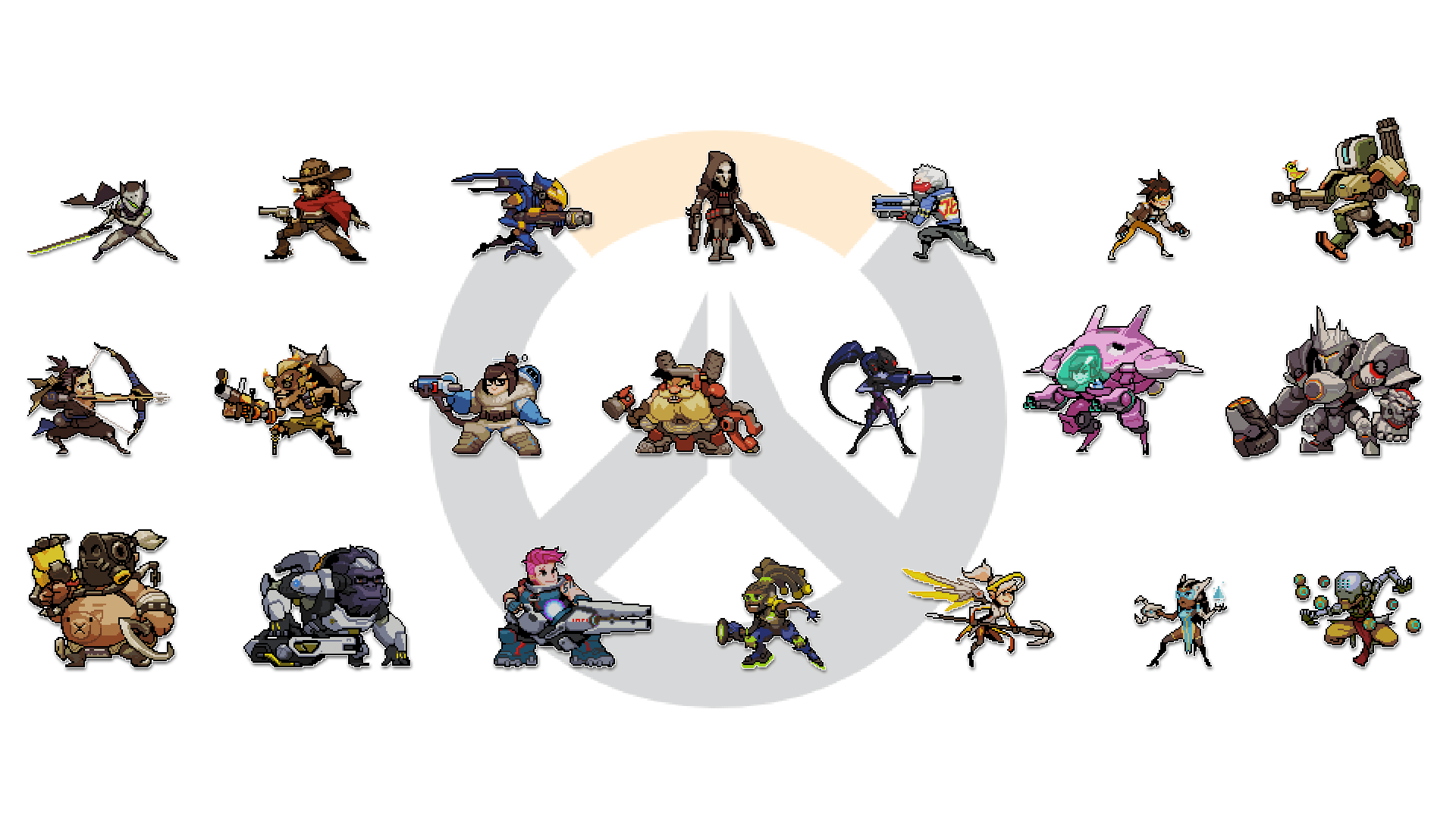 Never Before Seen Overwatch Sprays Found In Code How