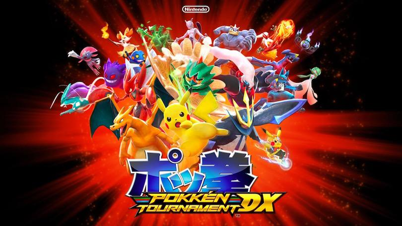 Image result for pokken tournament dx