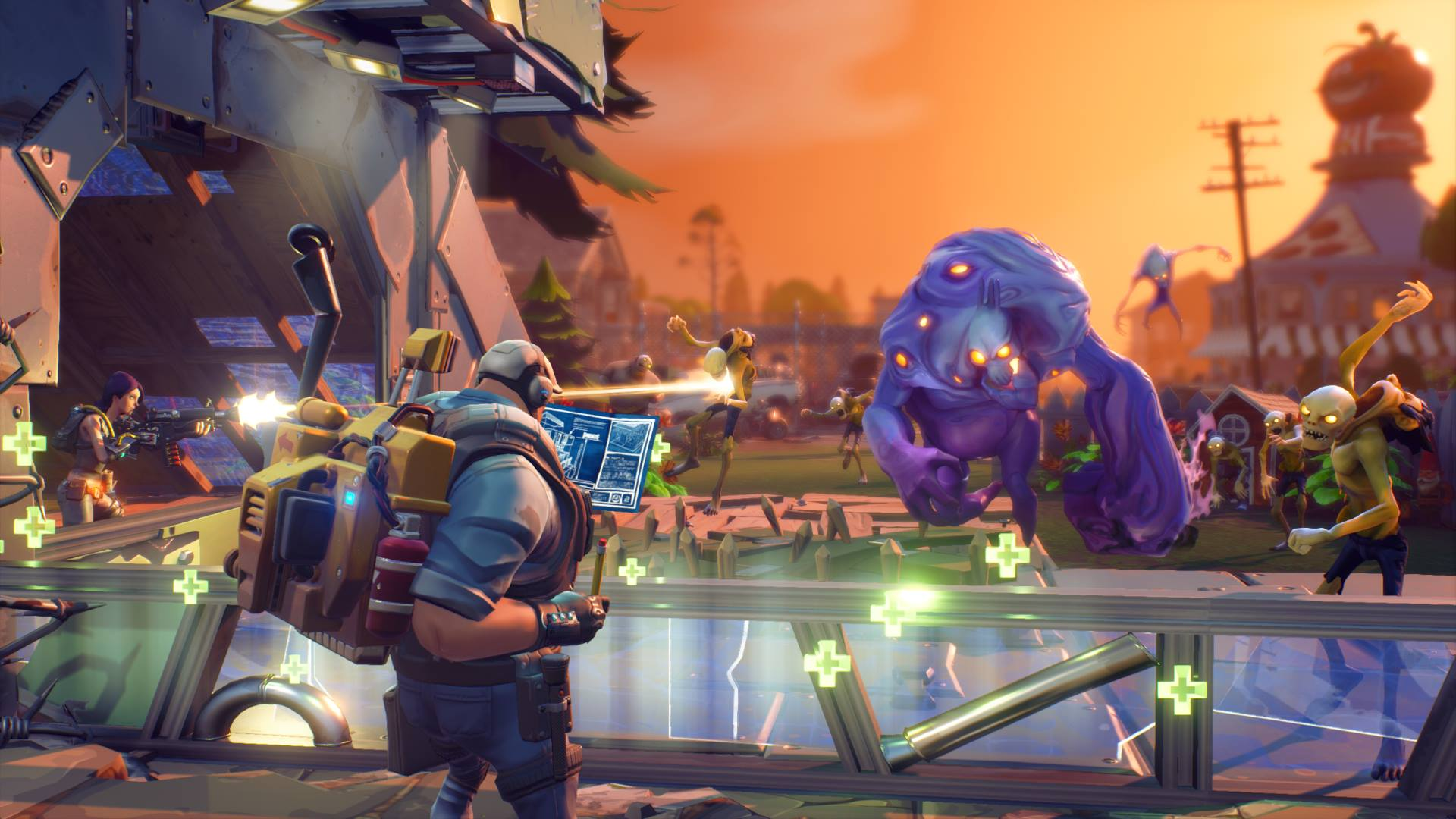 Fortnite Team Talks Save The World Free Release