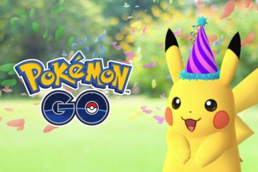 Pokemon Go Is Party Hat Pikachu Rare Low Spawn Rate Has Trainers Baffled Player One
