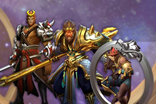 Who Is Sun Wukong And Why Is He In Every MOBA PlayerOne