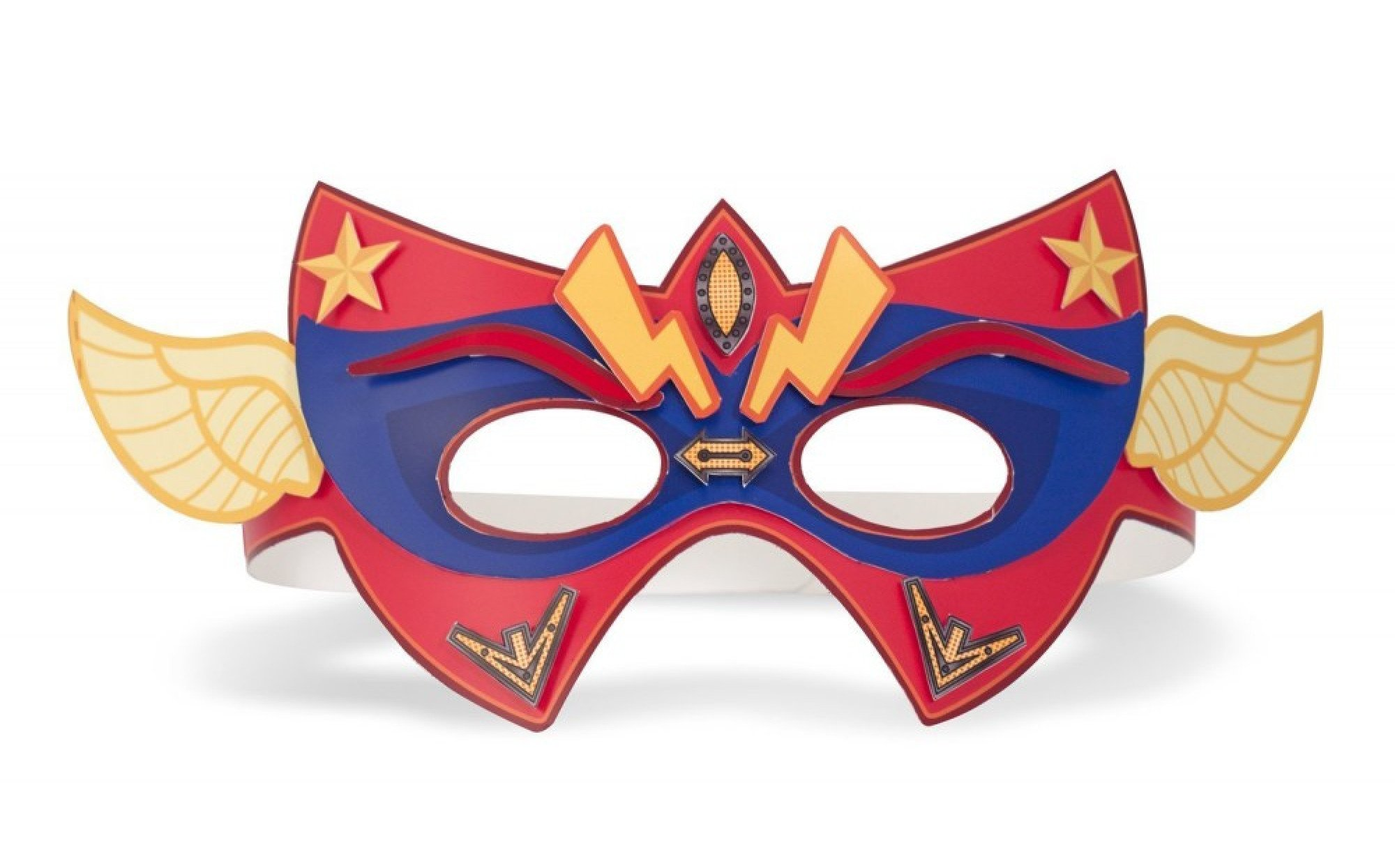 Design Your Own Superhero Masks And Cuffs Art Therapy