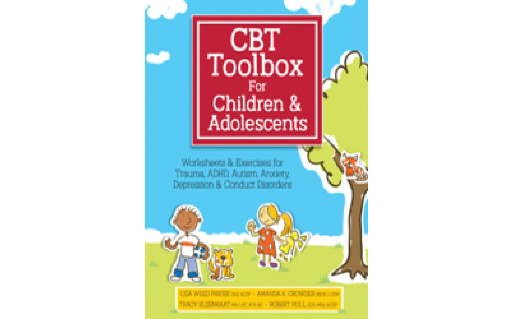 Cbt Toolbox For Children And Adolescents Over 220 Worksheets Amp Exercises Books