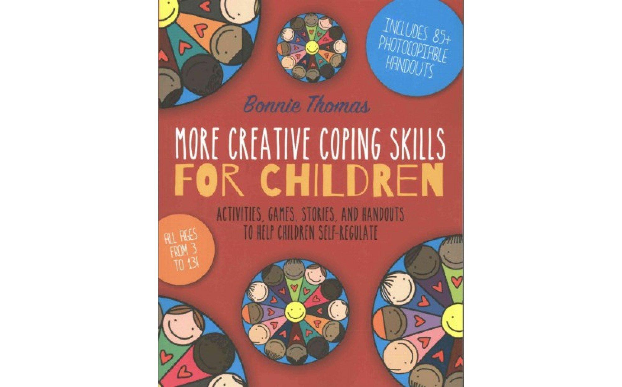 More Creative Coping Skills For Children Activities
