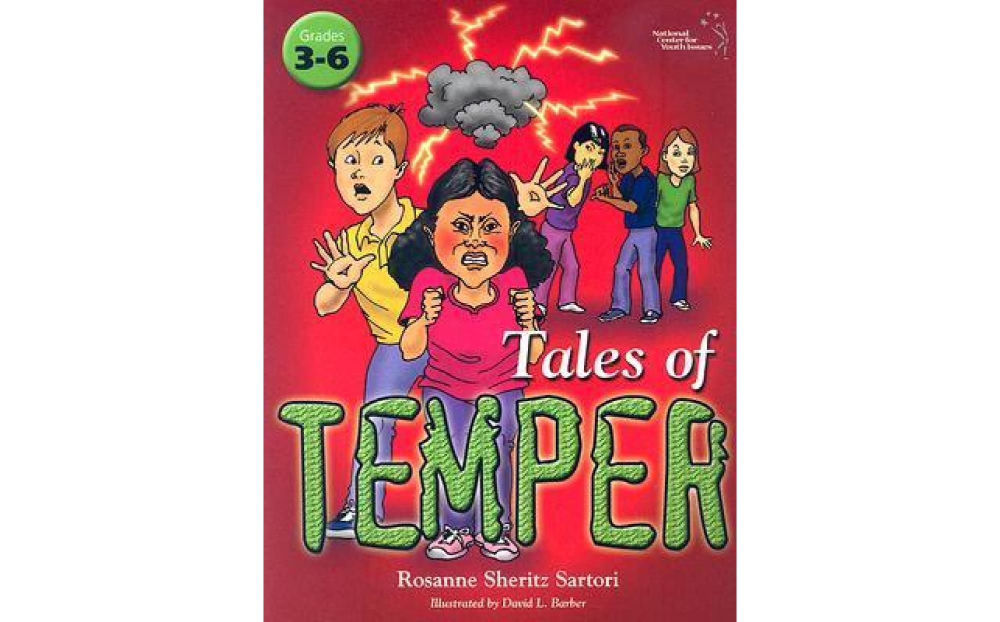 Tales Of Temper Books