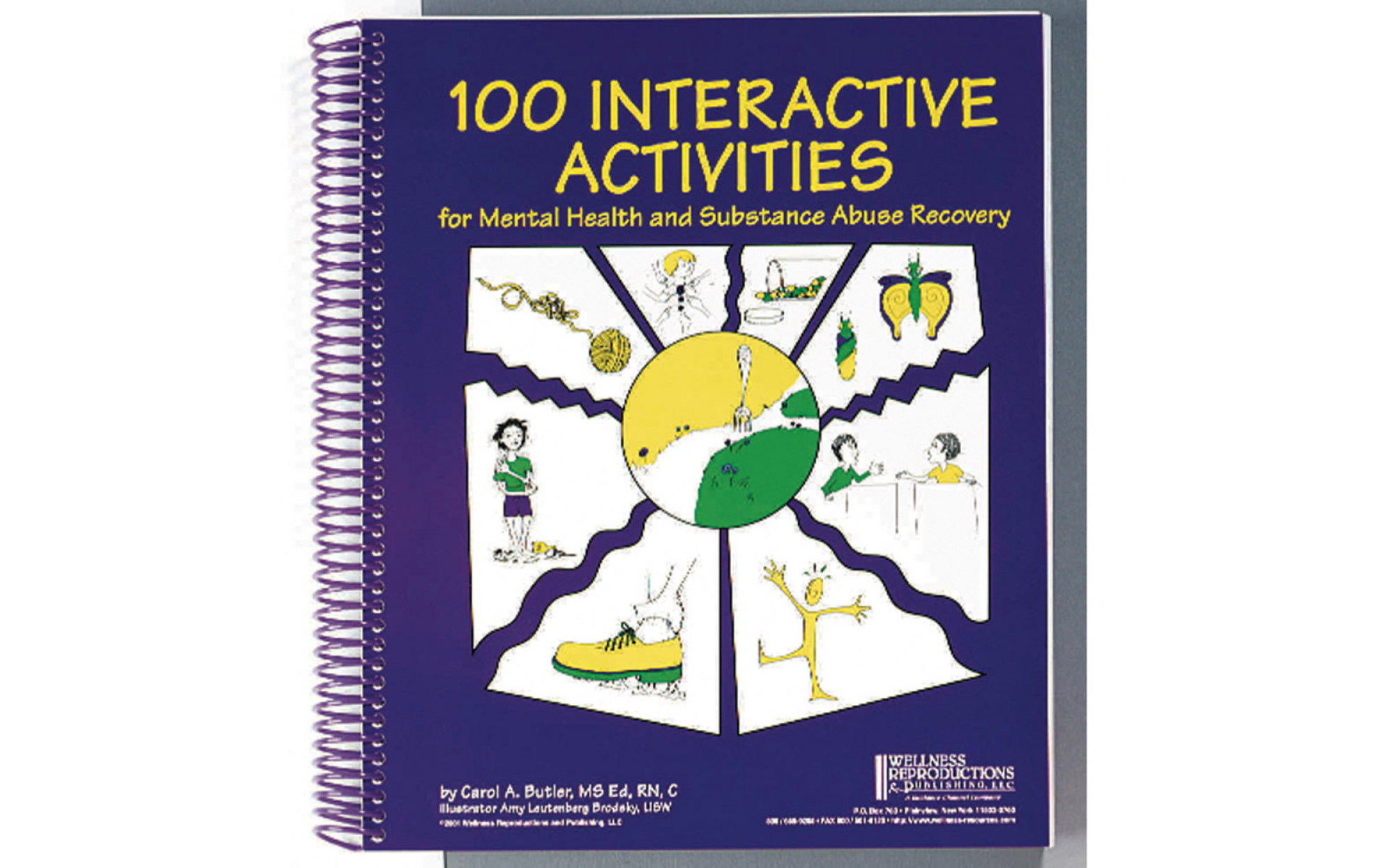 100 Interactive Activities For Mental Health And Substance