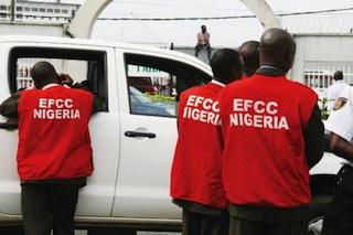 EFCC operatives on duty