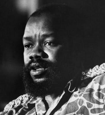 ojukwu during Biafra war