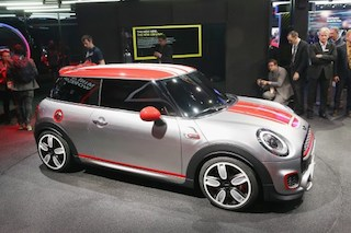 MINI introduces the John Cooper Works Concept