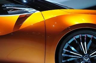 the Nissan Sports Sedan
