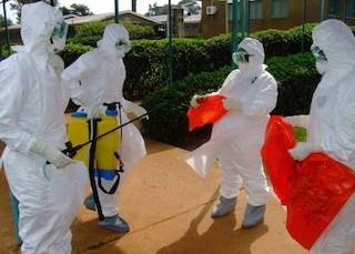 A quarantine team for Ebola