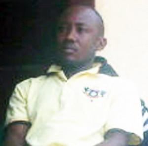 •Ekene Uzoigwe: Dumped at the church by wife during wedding