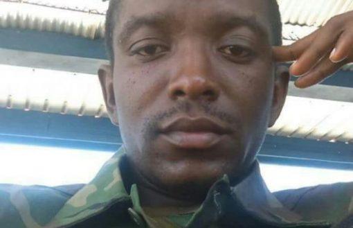 Lt. Col. Mohammed Abu-Ali