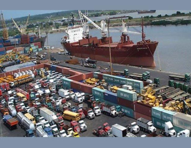Nigeria-seaport