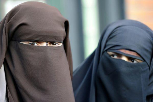 Hijab or Burqa