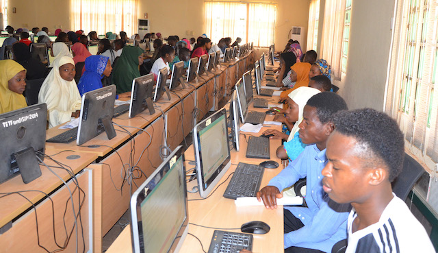 Mock UTME results out
