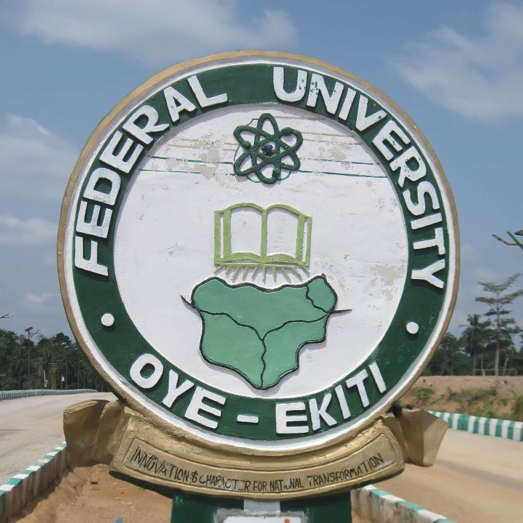 Federal university Oye-Ekiti(FUOYE)