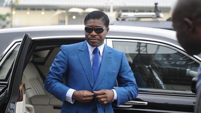 Teodoro Nguema Obiang Mangue: sanctioned in UK for lavish lifestyle