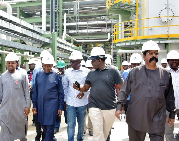 Completion date for Dangote refinery announced by Edwin Devakumar