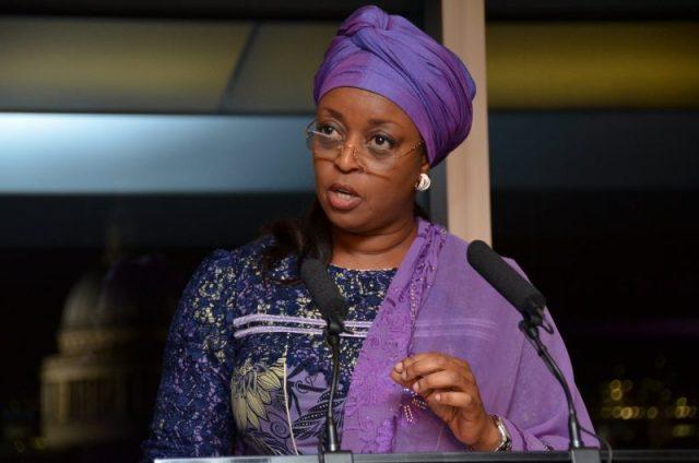 Alison-Madueke, former Petroleum Minister
