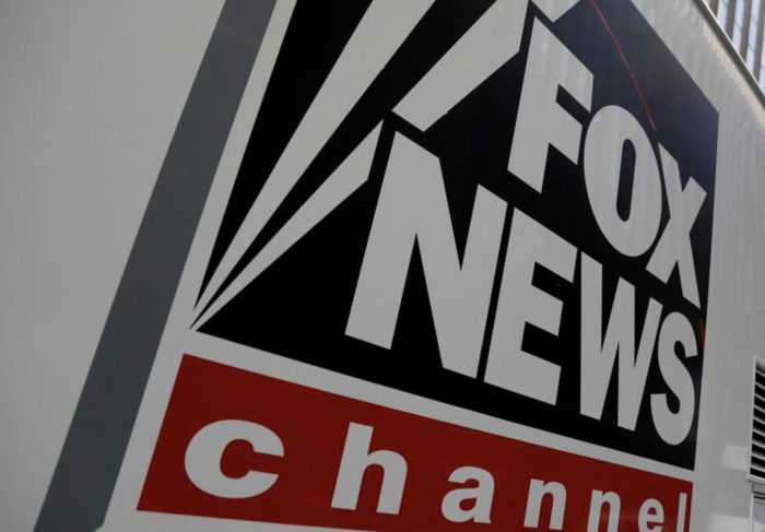 Fox News sued by Dominion Voting Systems