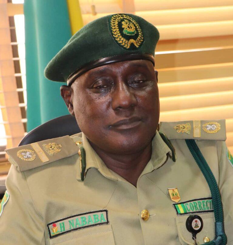 Haliru Nababa, Controller General, Nigeria Correctional Service (NCS)