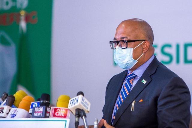 NCDC DG Chikwe Ihekweazu: updates active COVID-19 cases