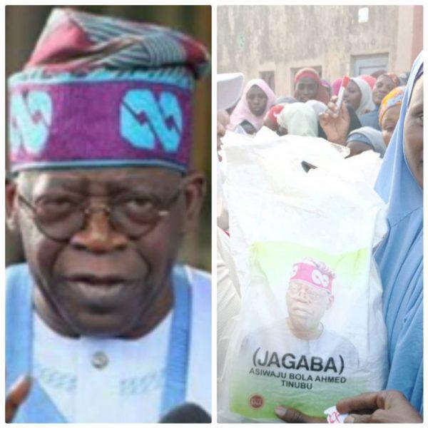 tinubu denies Jagaba rice