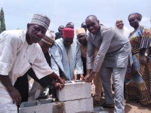 NUT holds foundation-stone laying ceremony for multimillion naira secretariat