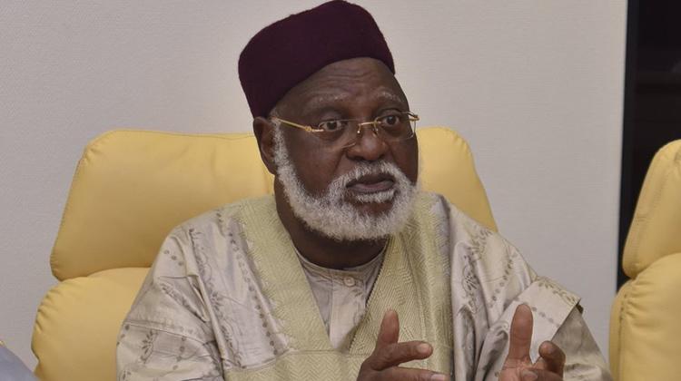 Abdulsalami Abubakar: illicit weapons in Nigeria