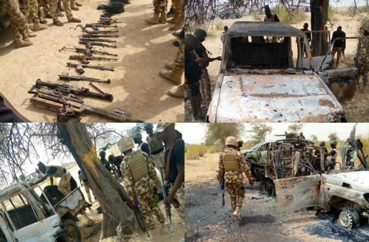 How Army killed ISWAP top commander, fighters in Damasak
