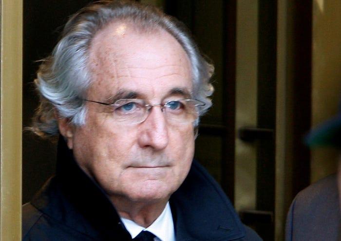 Bernard Madoff  world's biggest Ponzi schemer  dies in jail