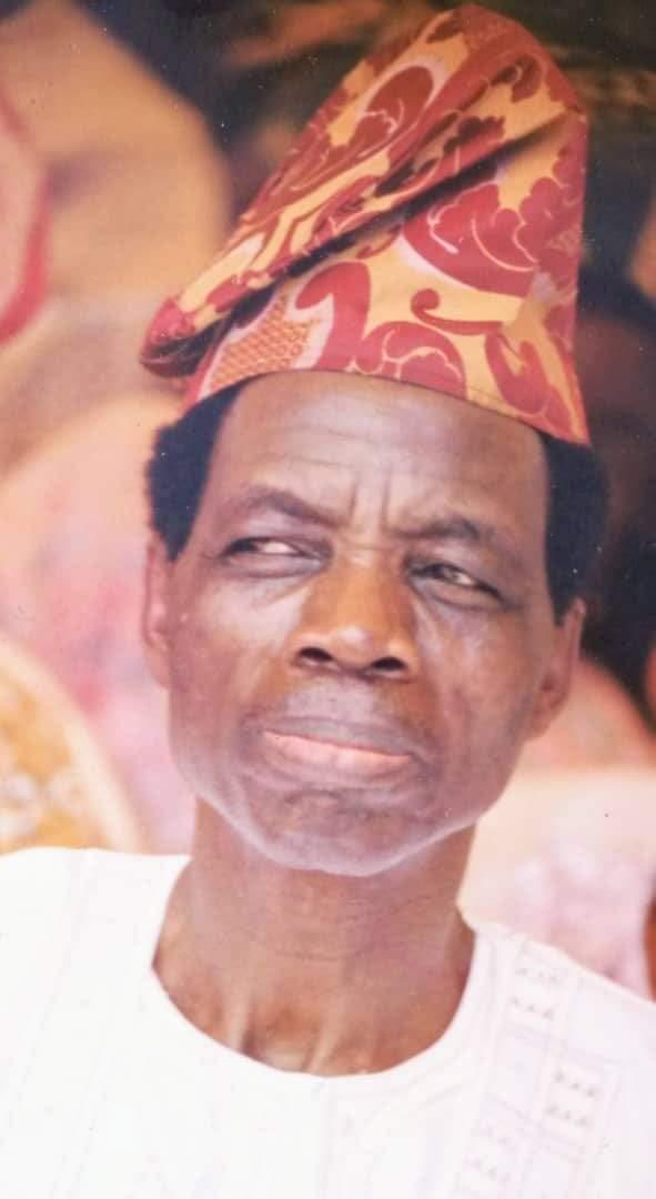 Late Senator Bode Olowoporoku