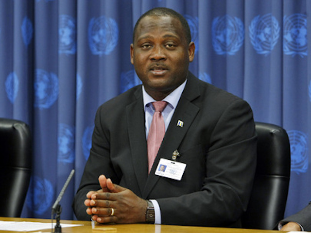 Donville Inniss, ex-Barbados MP and commerce minister jailed in U.S.