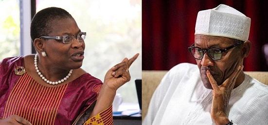 Ezekwesili asks Buhari to hold Sovereign National Conference