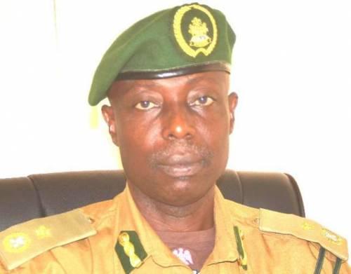Francis Enobore, Public Relations Officer, Nigeria Correctional Service (NCoS)