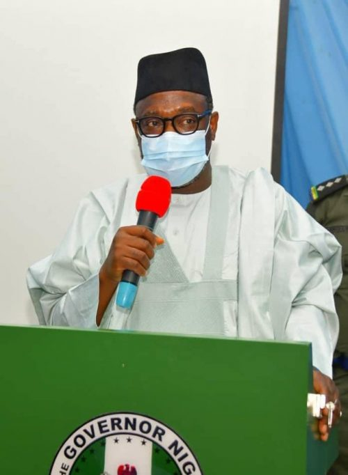 Governor Sani Bello: Boko Haram occupies parts of Niger state