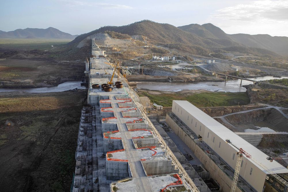 Sudan to sue Ethiopia overGrand Ethiopian Renaissance Dam (GERD)