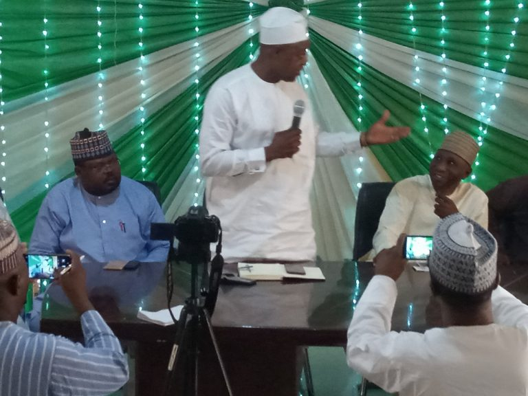 Guild of Editors inaugurates 2021 convention committee in Kano