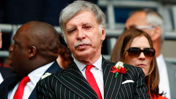 Stan Kroenke: Arsenal not for sale