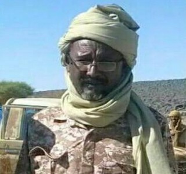 Mahdi Ali Mahamat head of the Chadian rebels called  FACT