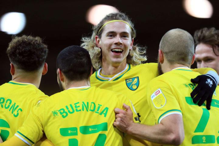 Norwich City seal return to Premier League